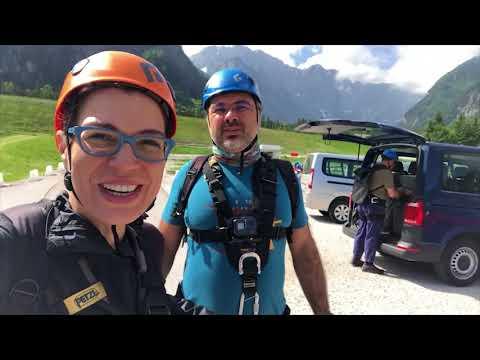 Dünyanın En Uzun Zipline'ı - Gezimanya Kranjska Gora Rehberi