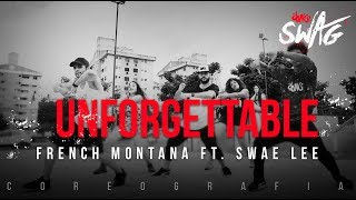 Unforgettable - French Montana ft. Swae Lee | FitDance Swag (Choreography) Dance Video