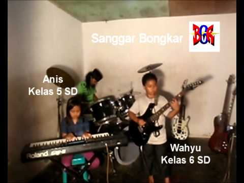 KeCIL CaBE RAWiT Anak SD NgeRock Abis \m/