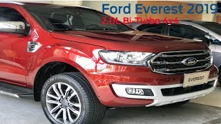 Video giới thiệu xe Ford Everest 2.0L Bi-Turbo 4x4 - Ford Everest 2019