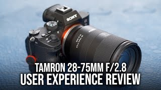 Tamron 28-75 ملم f/2.8 Sony FE تجربة المستخدم استعراض - كوبا السفر VLOG - سوني a7III a7RIII a7SII