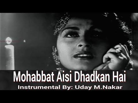 Download MOHABBAT AISI DHADKAN HAI (INSTRUMENTAL) BY: UDAY M. NAKAR