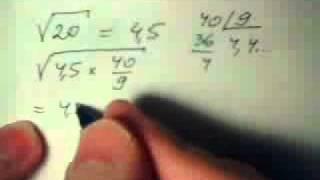видео математика репетитор