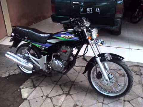 Modifikasi Honda Gl Pro Dan Gl Max Youtube