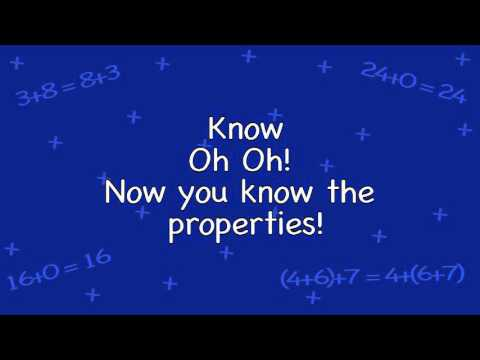 Properties of Addition Song