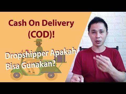 dropshipper-menggunakan-sistem-cod,-bisa-?-cash-on-delivery-|-jualan-online-menggunakan-cod