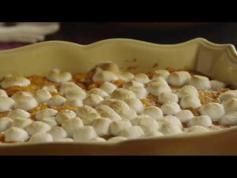 How to Make Whipped Sweet Potato Casserole | Sweet Potato Recipes | Allrecipes.com