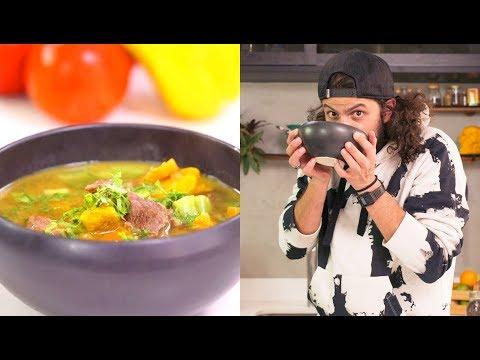 COMO FAZER SOPA | Cozinha Básica