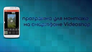 Обзор Videoshop