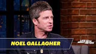Noel Gallagher and Bono Both Don't Remember Singing Karaoke Together