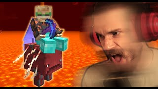 DO NOT Ride The New Minecraft Mount! - Part 43