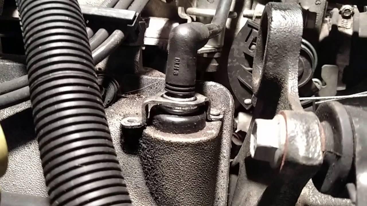PCV valve 2005 3 1 Buick Century