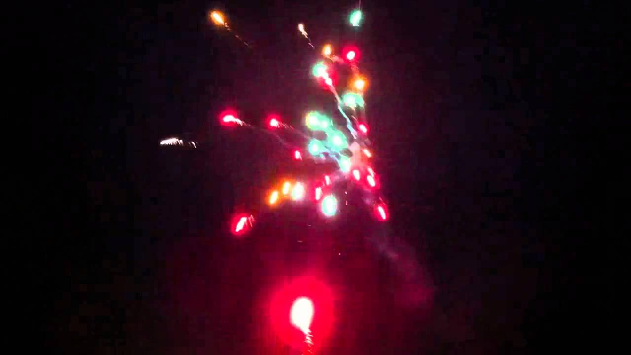 Phantom Fireworks - Gatling Cannon