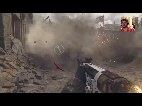 Call of Duty WWll The War Machine Dlc 2 Operation Husky  *** Come Watch Road to 250 Subs***