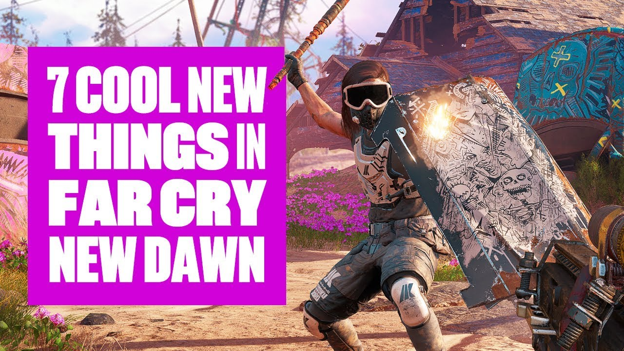 Far Cry New Dawn Review A Perfectly Proportioned Slice Of Far