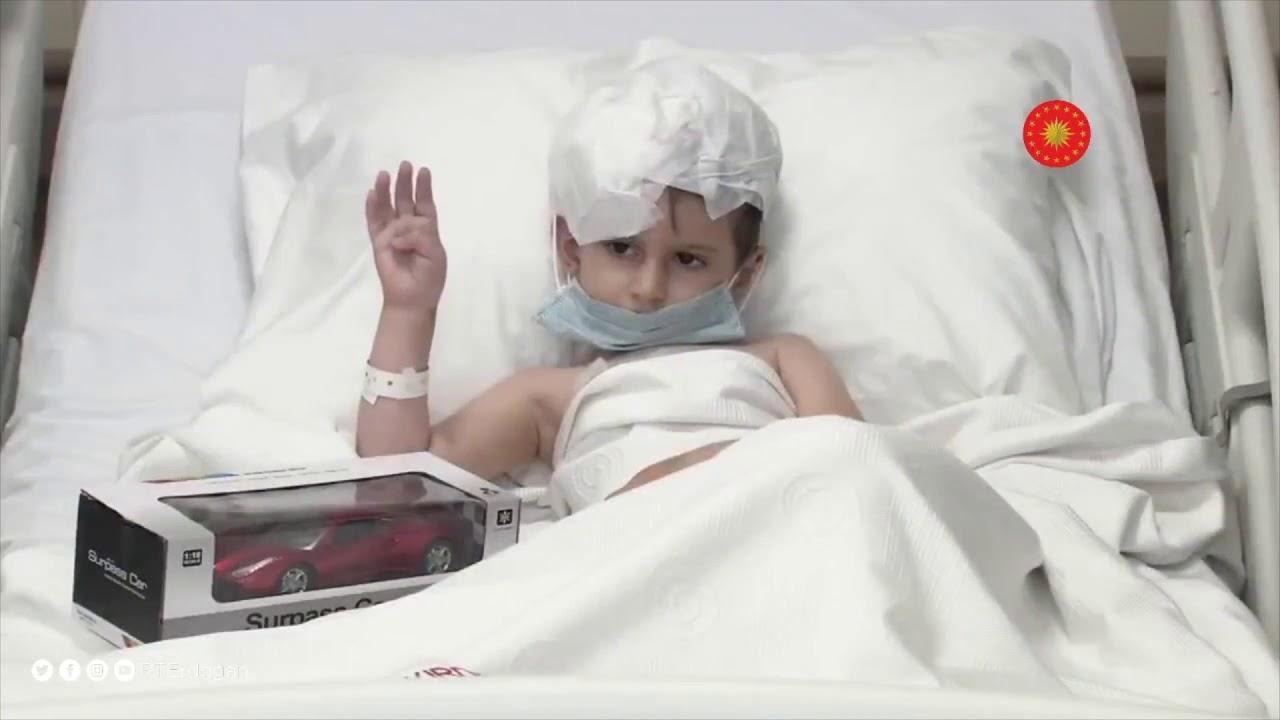 Kartal Dr. Lütfi Kırdar Şehir Hastanesi'nde Ciddi Bir Ameliyat Geçiren Abdulkadir İle Tanıştım
