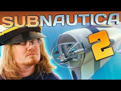 Subnautica #22 - CYCLOPS TAKE 2