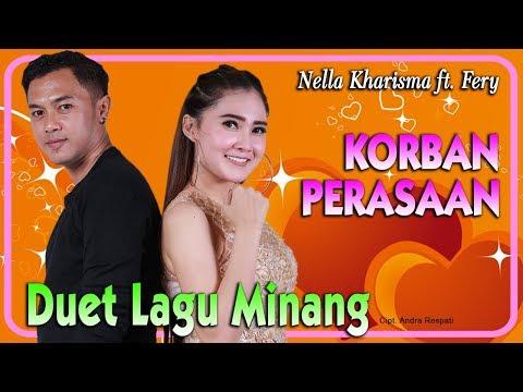 Nella Kharisma ~ KORBAN PERASAAN   |   Feat Fery _ Official Video