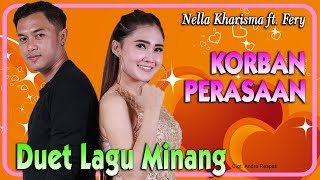 Nella Kharisma ~ KORBAN PERASAAN   |   feat Fery _ Official Video