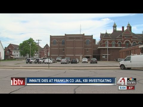 Inmate found dead in jail cell at Franklin County Adult Detention Center