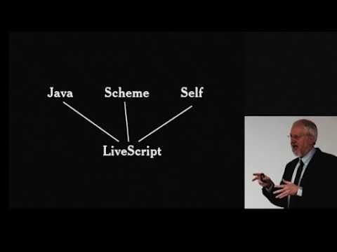 Douglas Crockford. Javascript has a good parts