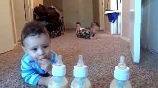 Triplet Baby Race!