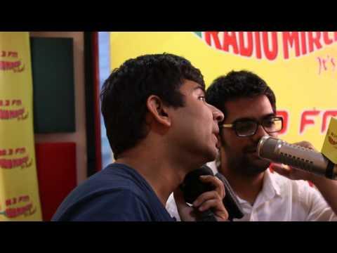 Sachin-Jigar and Mayur Puri celebrate Happy Half Year at the Radio Mirchi Studio