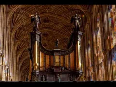 Bring Us O Lord God (William Harris) - King's College Cambridge