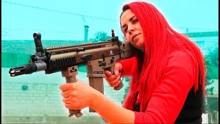 EL ARMA DE FORTNITE EN LA VIDA REAL!!!