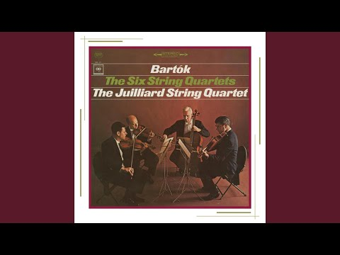 String Quartet No. 5, Sz. 102, BB 110: V. Finale. Allegro vivace