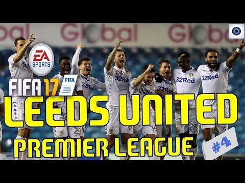 fifa 17 - Leeds United - Manager Career - Premier League - League Season - #4
