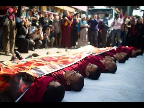 How long can Tibet burn?