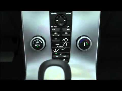 Volvo C30 S40 V50 How To Use The Climate Control