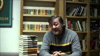 Stephen Fry on P.G. Wodehouse