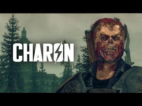 Charon: The Brainwashed Ghoul, & His Employer Ahzrukhal - Fallout 3 Lore