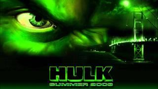 Danny Elfman- Main titles Hulk (2003)