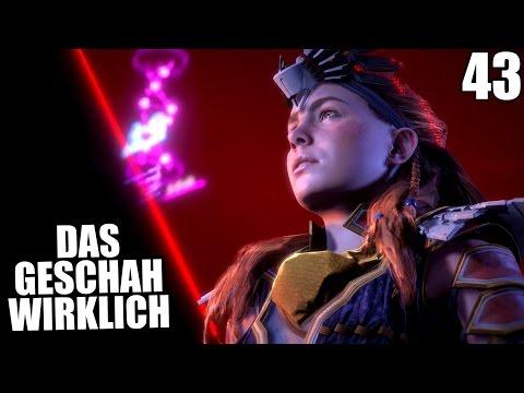 HORIZON ZERO DAWN Gameplay German - 43 - DAS GESCHAH WIRKLICH! | Let's Play Deutsch