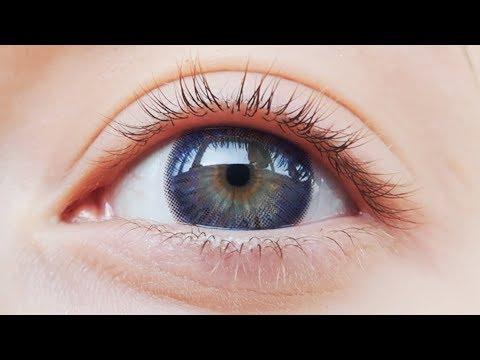 Как правильно подобрать линзы для глаз