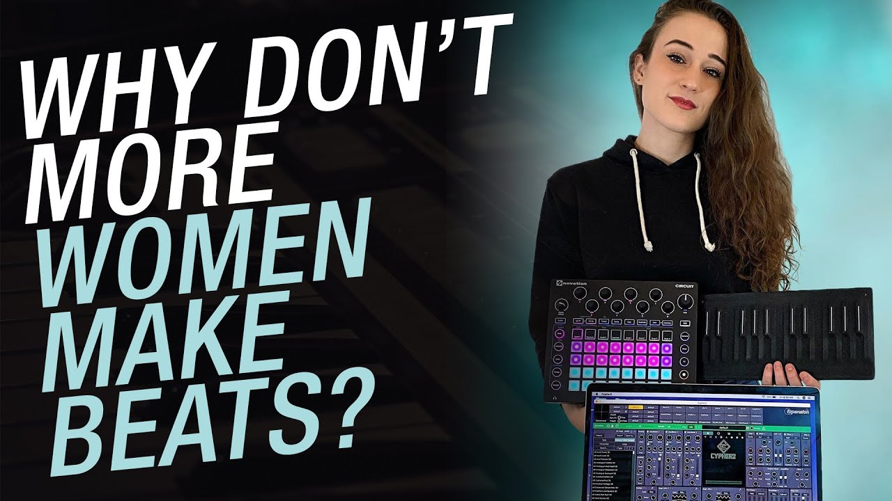 Why Don't More Women Make Beats?