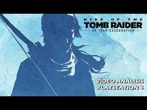 Rise of the Tomb Raider 20 Aniversario | Análisis español GameProTV