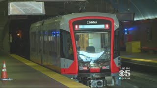Muni Rolling Out New Train Cars Soon
