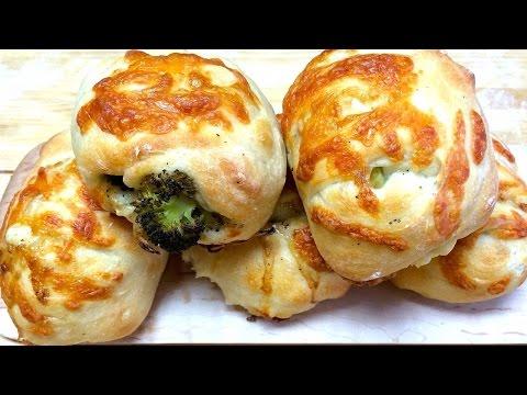 Broccoli Cheddar Fougasse
