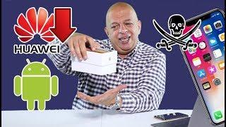 Unboxing iPhone pirata, la crisis de Huawei y coche autónomo entregará pizza - TAG 351