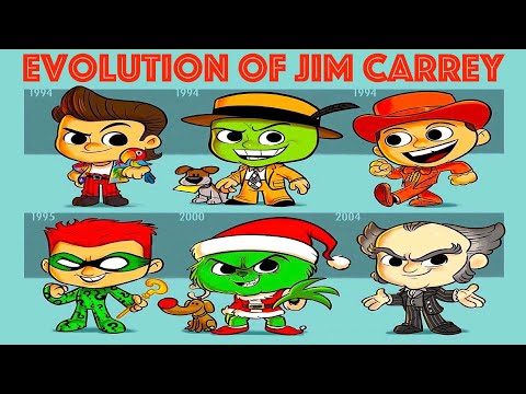 Complete Evolution of Pop Culture Icons