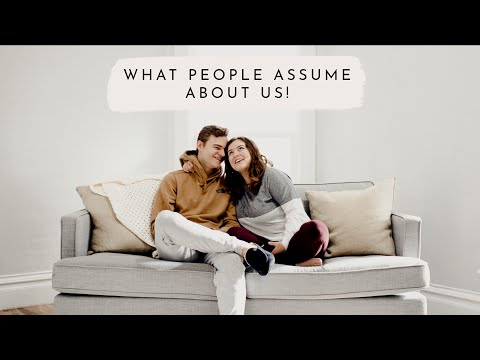 Reacting to Things People Assume About Us!
