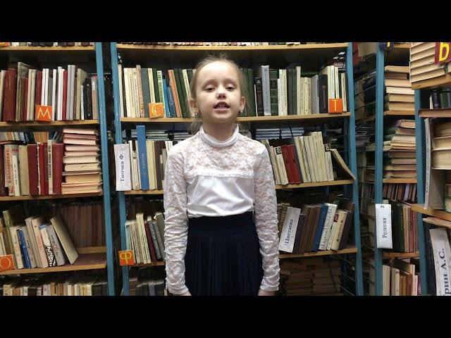 Изображение предпросмотра прочтения – ИринаБикбаева читает произведение «Жаворонок» В.А.Жуковского