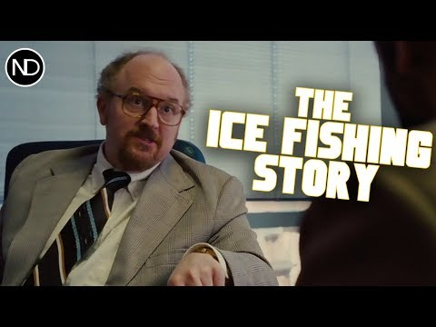 THE ICE FISHING STORY | Louie CK | American Hustle [HD]