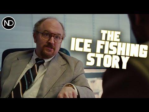 THE ICE FISHING STORY   Louie CK   American Hustle [HD]