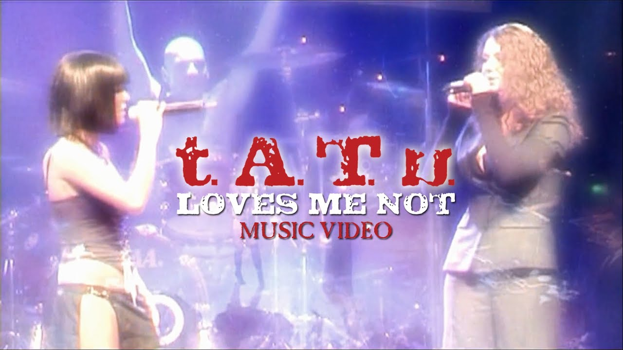 T.A.T.u. Loves Me Not - Live