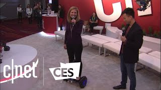 Segway Loomo is a robot you can ride